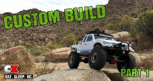 Project: Axial SCX10 II Trail Truck Build
