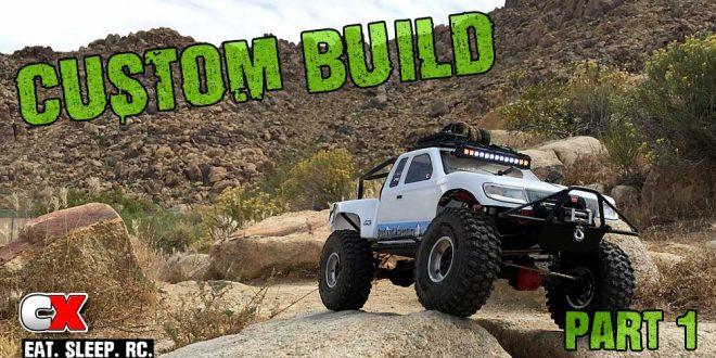 Project: Axial SCX10 II Trail Truck Build