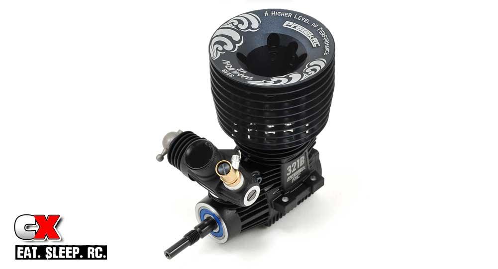 ProTek RC Samurai V2 21 Racing Engine
