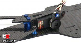 Team Associated Factory Team F6 Formula 1 Build - Part 2 - Front Suspension / Servo