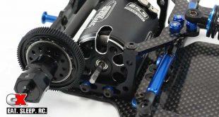 Team Associated Factory Team F6 Formula 1 Build - Part 5 - Rear Axle