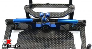 Team Associated Factory Team F6 Formula 1 Build - Part 4 - Rear Suspension