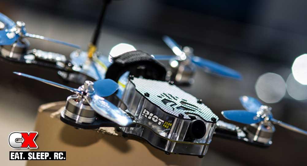 Win a Thrust UAV Riot 250R Pro!