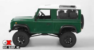 RC4WD Gelande II RTR with Defender D90 Body Set