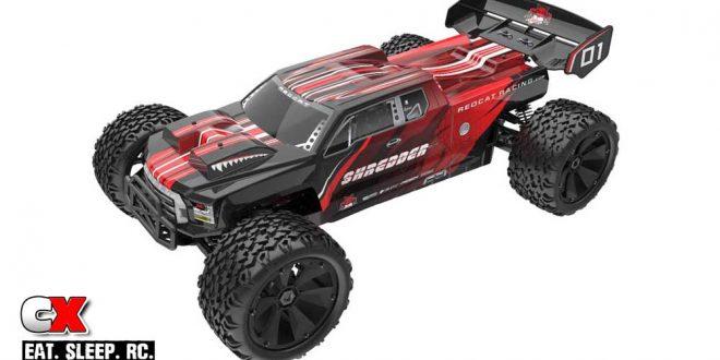 Redcat Racing 1:6 Shredder Brushless Truck