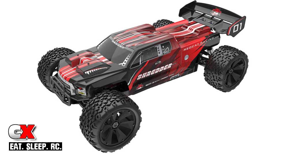 Redcat Racing 1:6 Shredder Brushless Truck