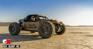 Team Associated Nomad DB8 1:8 Scale RTR Desert Buggy