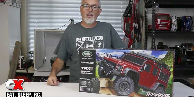 Traxxas TRX4 Scale Trail Crawler Unboxing
