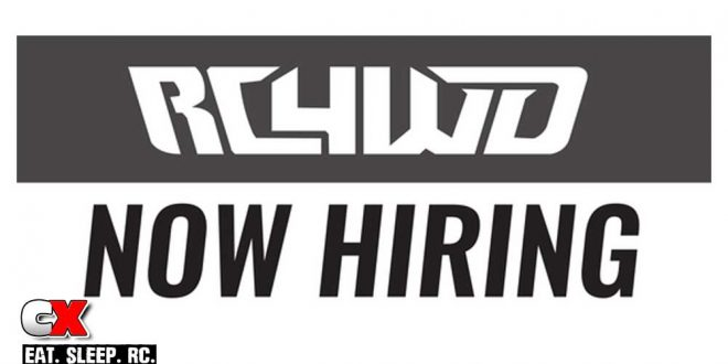 RC4WD Is Now Hiring