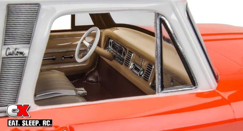 Pro-Line Clear Classic Interior