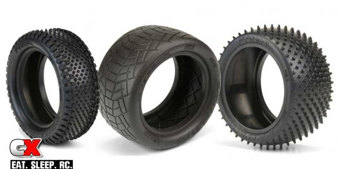 New Tires from Pro-Line - Prism, Pyramid and Inversion