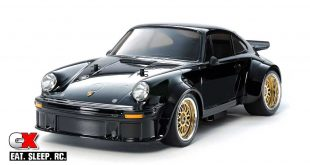 Tamiya Porsche Turbo RSR 934 Black Edition