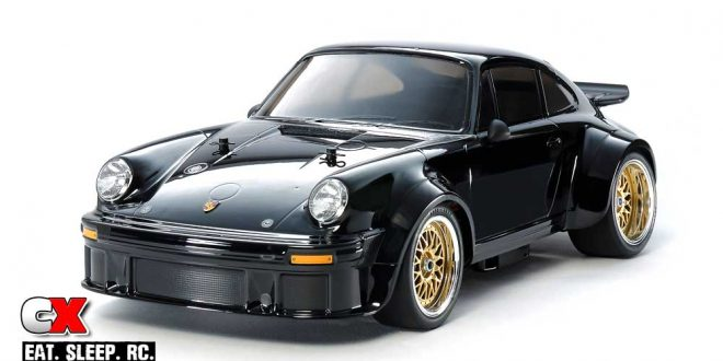 Tamiya Porsche Turbo RSR 934 Black Edition