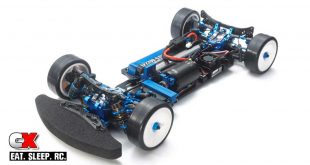 Tamiya TB EVO 7 Touring Car Chassis Kit