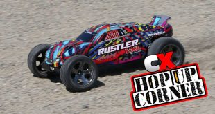Hop Up Corner: Traxxas Rustler VXL