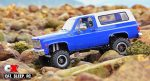 RC4WD Limited Edition Trail Finder 2 RTR with Chevrolet Blazer Hard Body Set