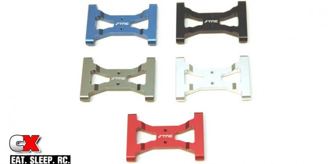 STRC CNC-Machined Aluminum Parts for the Traxxas TRX-4