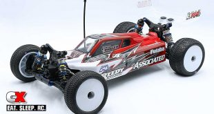 Team Associated B64 Club Racer Build - Part 12 - Body, Wheels and Tires
