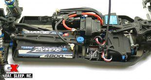 Team Associated B64 Club Racer Build - Part 11 - Electronics