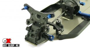 Team Associated B64 Club Racer Build - Part 4 - Front Bulkhead