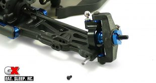 Team Associated B64 Club Racer Build - Part 5 - Front Suspension