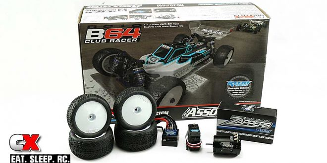 Team Associated B64 Club Racer Build