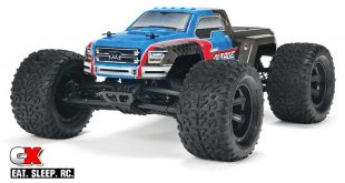 Arrma Fazon and Granite Voltage Mega SRS RTRs