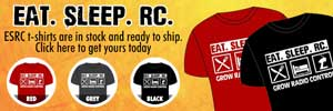 Eat. Sleep. RC. T-Shirts - Get yours today!