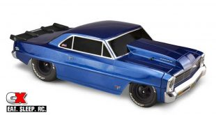 JConcepts 1966 Chevy II Nova Body