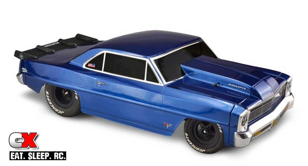 JConcepts 1966 Chevy II Nova Body