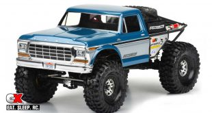 Pro-Line Racing 1979 Ford F-150 Body for the Vaterra Ascender
