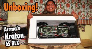 Arrma Kraton 6S BLX Unboxing