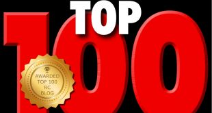 CompetitionX Has Made the Top 100 RC Blog List
