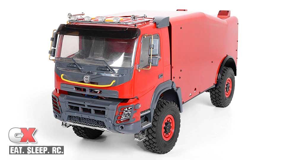 RC4WD 1/14 Scale Dakar Rally RTR Race Truck