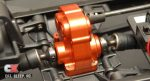 STRC Machined Aluminum Parts for the HPI Venture Toyota FJ
