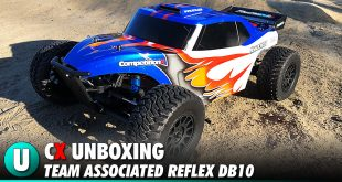 Team Associated Reflex DB10 Unboxing Video