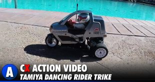 Tamiya T3-01 Dancing Rider Adventure Video