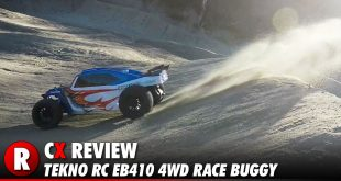 Review: Team Associated Reflex DB10 Desert Buggy