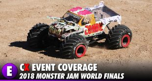 RC Monster Jam World Finals - Sam Boyd Stadium, Las Vegas