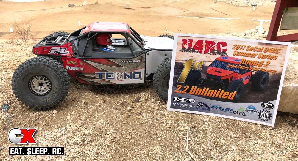 U4RC Summer Series 2018 - Round 2 - Apple Valley RC Raceway