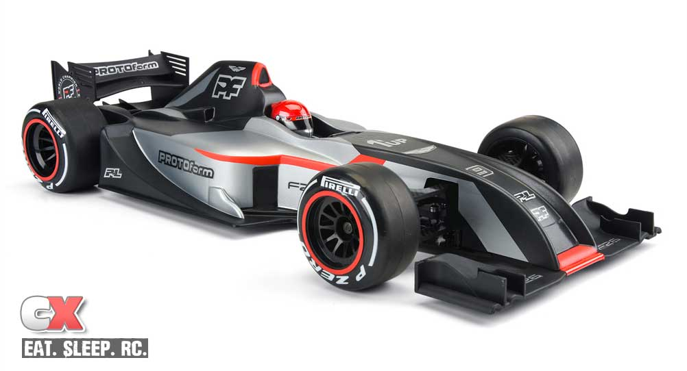 PROTOform F26 Formula 1 Body