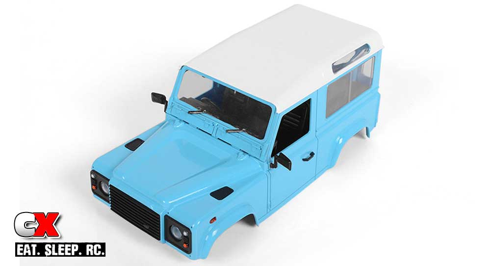 RC4WD Mid-May Releases - 7 Hot New Scale Products!