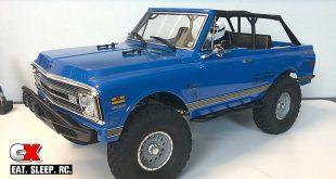 Axial SCX10 II 1969 Chevrolet Blazer RTR