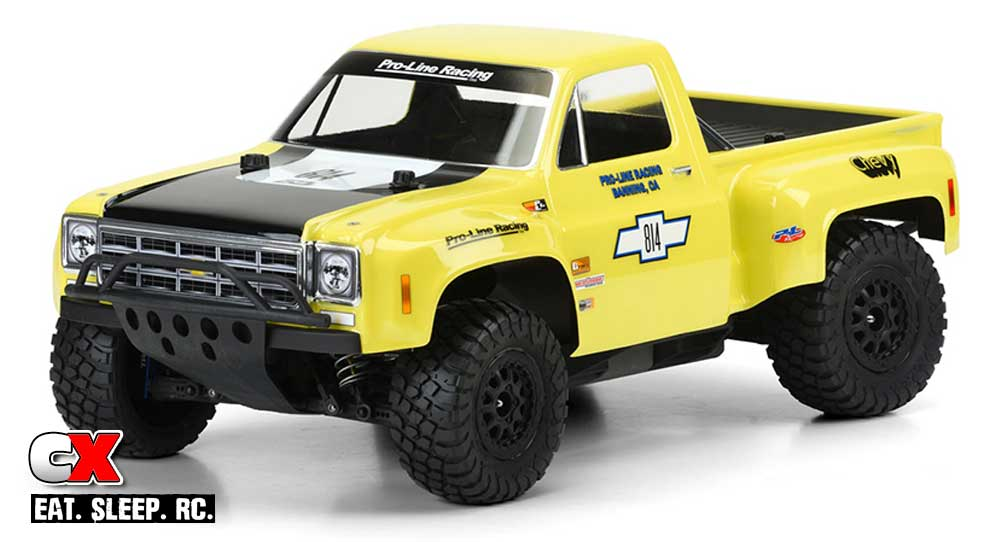 Pro-Line Racing 1978 Chevrolet C-10 Race Truck Body | CompetitionX