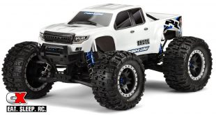 Pro-Line Racing Brute Bash Armor Body | CompetitionX