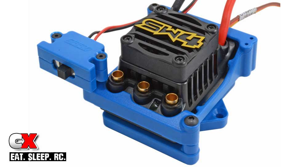 RPM ESC Cage for the Castle Creations Sidewinder 4 ESC | CompetitionX