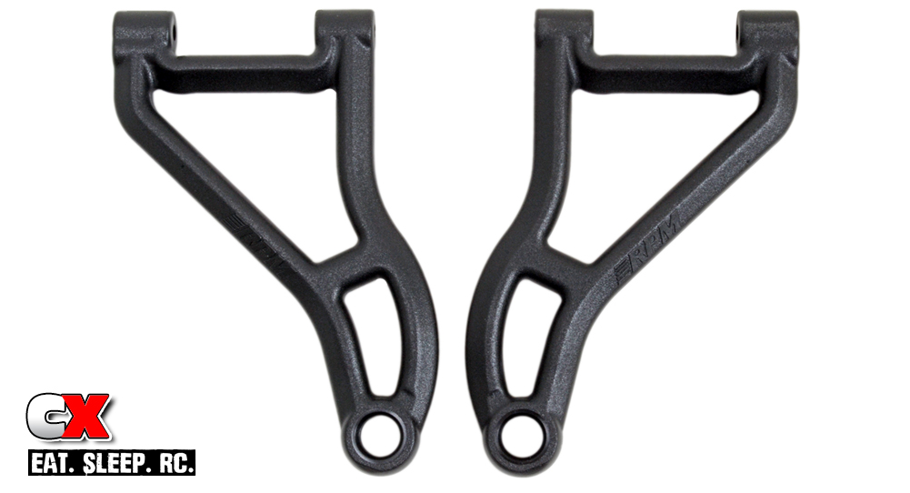 RPM Front Upper A-Arms for the Traxxas Unlimited Desert Racer | CompetitionX