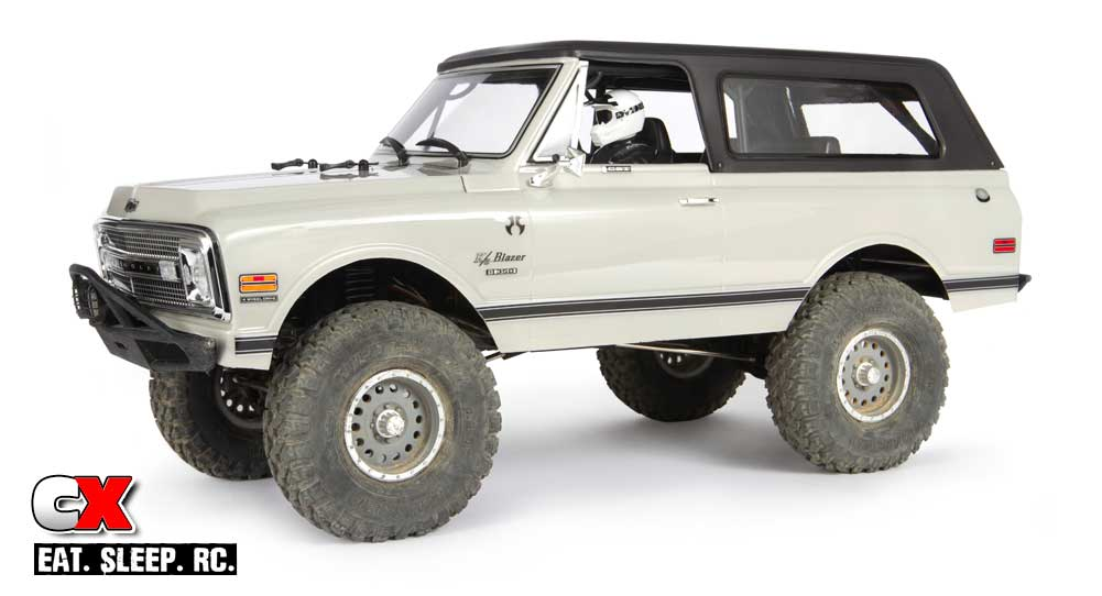 Axial AX31555 Chevy Blazer Hard Top | CompetitionX