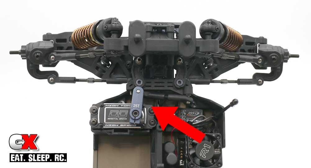 Tekno ET410 Build - Part 8 - Electronics | CompetitionX