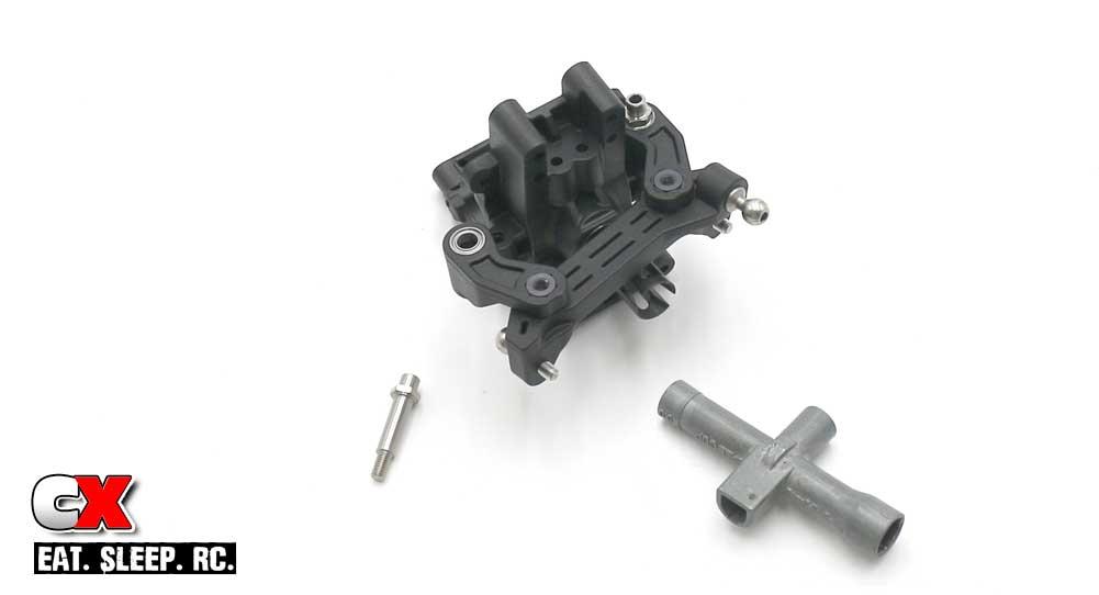 Tekno ET410 Build - Part 2 - Front Bulkhead   CompetitionX